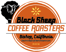 Black Sheep Coffee Roasters - Bishop California - Logo